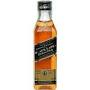 WHISKY BLACK LABEL 50 ML