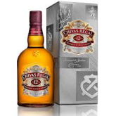 WHISKY CHIVAS REGAL 1L 12 ANOS