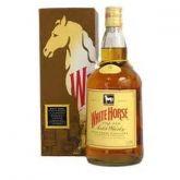 WHITE HORSE 8 ANOS 1 LITRO